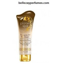 Exfoliante facial Aceite de Argán Avon Planet Spa