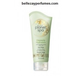 Mascarilla facial Heavenly Hydration Avon Planet Spa