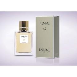 Larome 67F Oriental - Fragancia femenina
