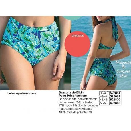 Braguita de bikini Palm print Avon fashion