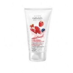 Exfoliante Naturals Yogur Avon Body Care