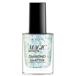 Esmalte de uñas Acabado Diamante Avon Magic Effects