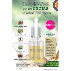 Aceite facial ligero Nutra effects Miracle Glow