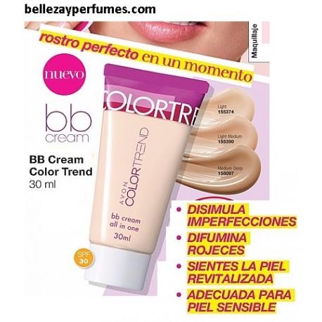 BB Cream Color Trend