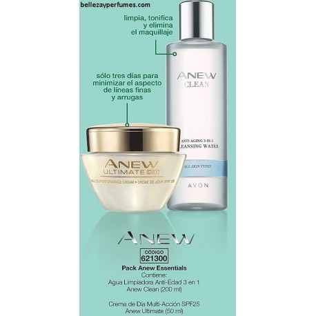 Pack Anew Essentials