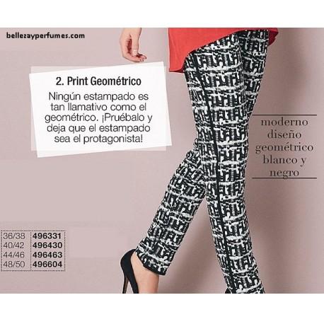 Pantalón Graphic Petrol Fashion
