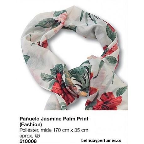 Pañuelo Jasmine Palm Print Avon fashion