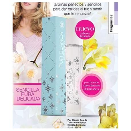 Pur Blanca Eau de Toilette en spray Edición limitada