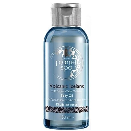 Aceite corporal Volcanic Iceland Planet Spa
