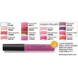 Brillo de labios Glazewear Avon True colour