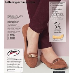 Bailarinas Revival Loafer Fashion
