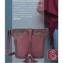 Bolso Artisan Hobo Fashion
