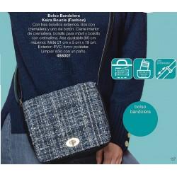 Bolso bandolera Keira Boucle Fashion