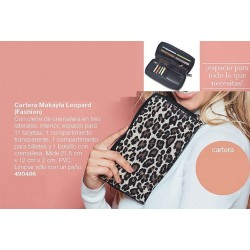 Cartera Makayla Leopard Fashion