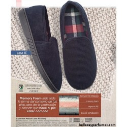Zapatillas Pascal Cord Fashion