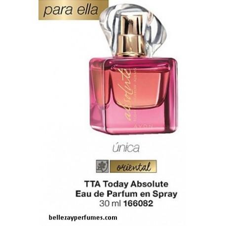 TTA Today Absolute Eau de parfum en spray