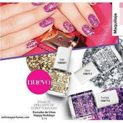 Esmalte brillante de uñas Happy Holidays