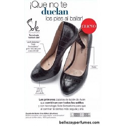 Zapato de salón Croc Effect Fashion