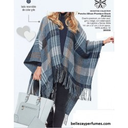 Poncho Allison Premium Check