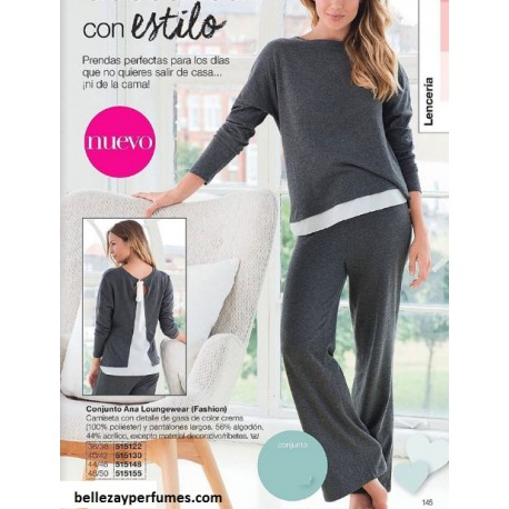 Conjunto Ana Loungewear