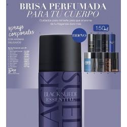 Desodorante corporal en spray perfumado para el Avon