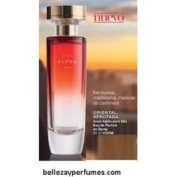 Avon Alpha para ella Eau de parfum en spray