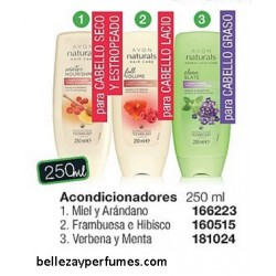 Acondicionador Avon Naturals Hair Care 250ml
