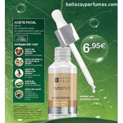 Aceite Facial Miracle Glow Avon True Nutra Effects