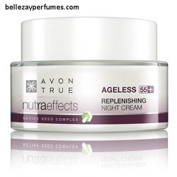 Crema de Noche Nutra Effects Ageless 55+