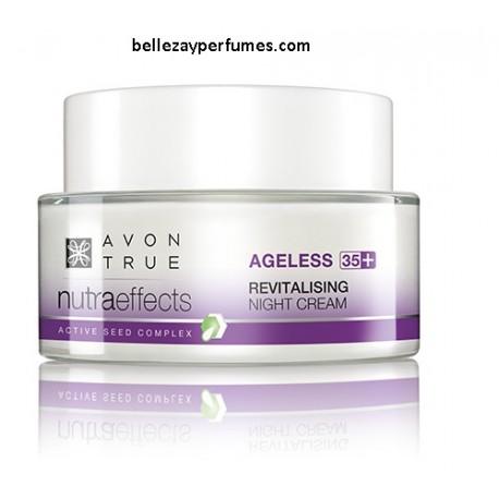 Crema de Noche Revitalizante Nutra Effects Ageless 35+