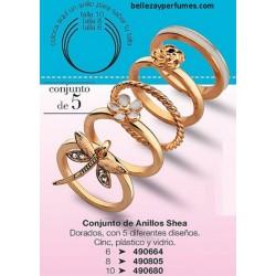 Conjunto de anillos Shea