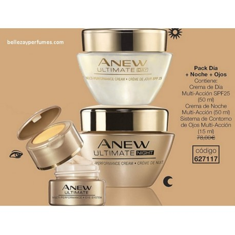Trio Anew Ultimate 50+ Avon