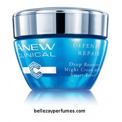 Crema Acción Reparadora Intensa Anew Clinical Defend & Repair