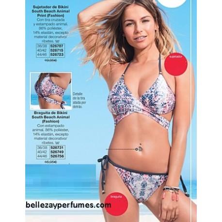 Bikini South Beach Animal Print