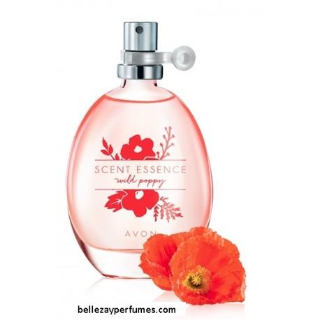Scent Essence Wild Poppy Eau de Toilette Spray