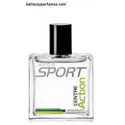 Avon Sport Centre Action Eau de toilette en spray