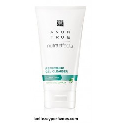 Gel-Espuma Limpiador Facial Nutra Effects Avon