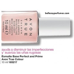 Esmalte Base Perfect and Prime Avon True Colour