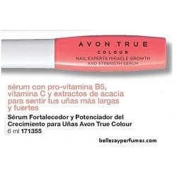 Serum Fortalecedor y potenciador del crecimiento para uñas Avon True Colour