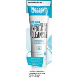 Limpiador exfoliante efecto calmante para Puntos Negros Clearskin