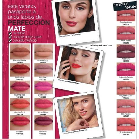 Barra de labios Perfectly Matte Avon