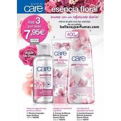 Lote Avon Care Esencia Floral