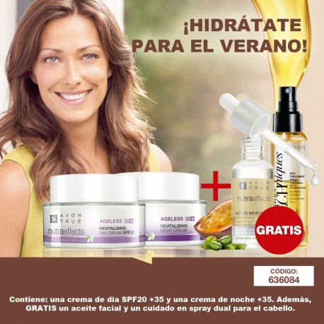 Pack Verano Nutra Effects