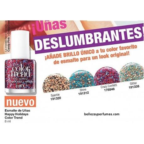 Esmalte de uñas Happy Holidays Color Trend
