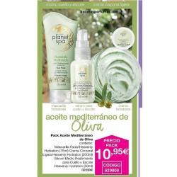 Pack Aceite Mediterráneo de Oliva