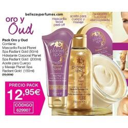 Pack Oro y Oud