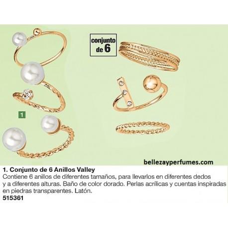 Conjunto de anillos Valley