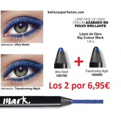 SUPEROFERTA Lapiz de ojos Big Colour 2x1