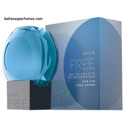 Avon Free Eau de Parfum en spray para el