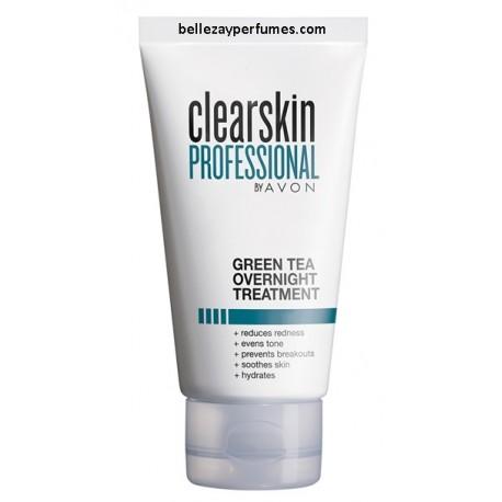 Cuidado de noche Té Verde Clearskin profesional